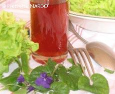 Cuisine des fleurs - La violette